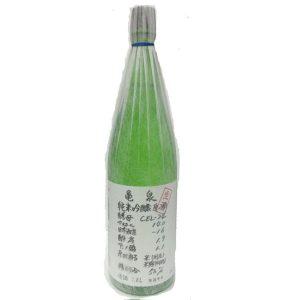 亀泉 純米吟醸 生原酒 CEL-24 【高知県 亀泉酒造】