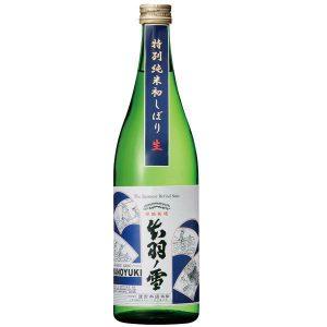 出羽ノ雪 特別純米しぼりたて  【山形県 渡會本店】