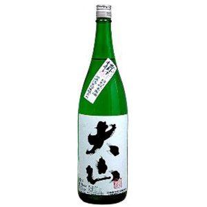 大山 槽掛け特別純米 無濾過原酒 【山形県 加藤嘉八郎酒造】
