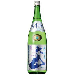 大山 特別純米生酒 【山形県 加藤嘉八郎酒造】