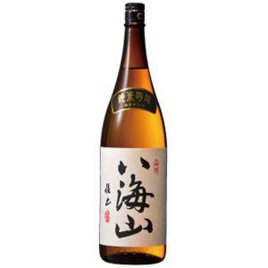 八海山 純米吟醸 【新潟 八海醸造】