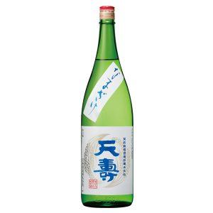 天寿 米から育てた純米生酒【秋田県 天寿酒造】
