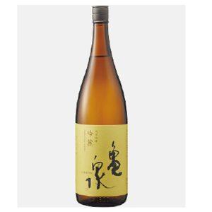 亀泉 純米吟醸  吟麓 1.8L【土佐 亀泉酒蔵】
