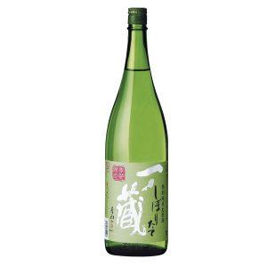 一ノ蔵 特別純米生原酒 しぼりたて1800ml 【宮城県・大崎】