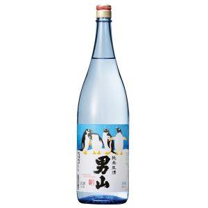 男山 純米生酒 1.8L 【北海道  男山】