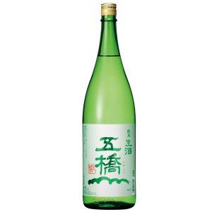 五橋 純米生酒 【山口県 酒井酒造】